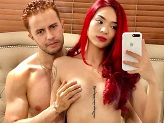 Red Mariah & Rocco Rems