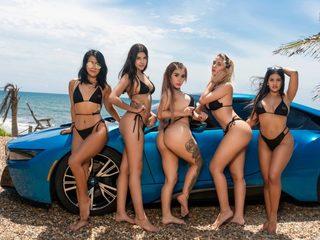 Island Girls Live
