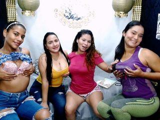 Katty & Tania & Maya & Laura