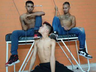 Camilo & Daniel & Sergio