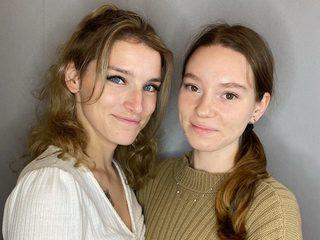 Shelley Donov & Annalisa Manc