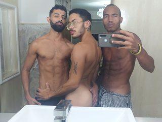 Sahir & Andre & Raffael
