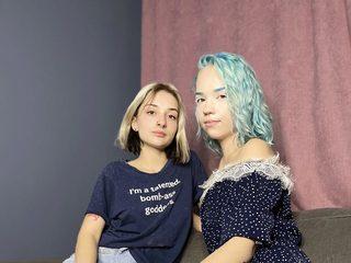 Jeanne Smith & Veronica Loca