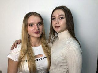 Severina Lazza & Aloisia Corona