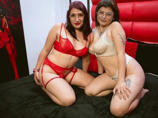 Katyee & Salome