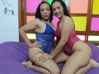 Violeta_&_Violettab Live