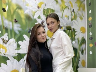 Michelle Abbot & Cristina Fonta