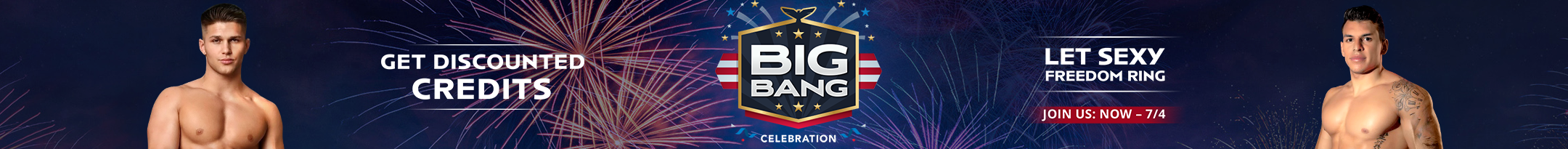 Big Bang Discount (Day 3) Promo
