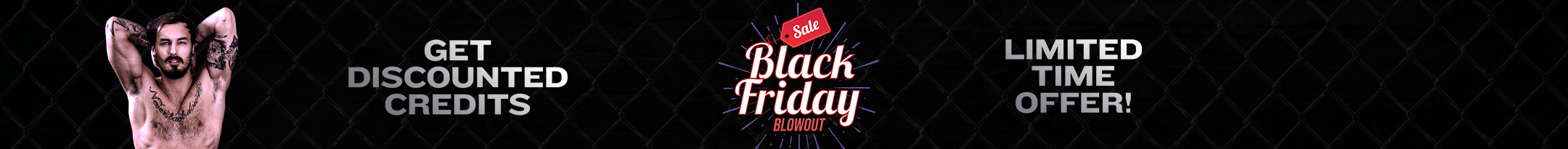 Black Friday Weekend Promo Contest Day 2 Promo