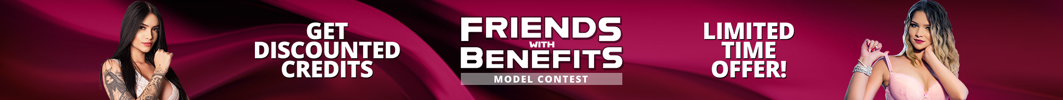 Friends With Benefits Promo