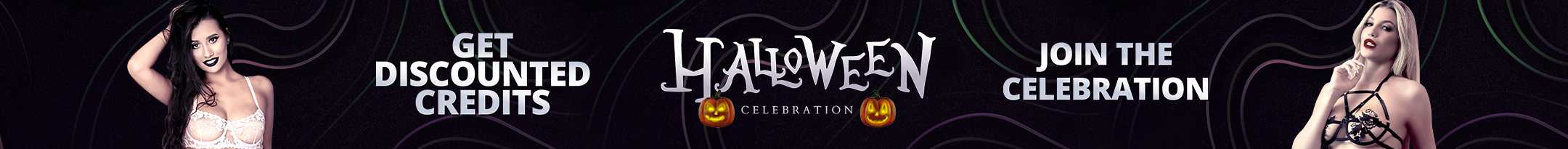 Halloween Celebration (Day 1) Promo