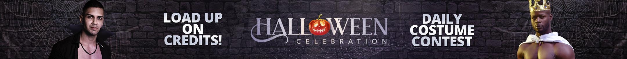 Halloween Celebration (Day 1) Promo