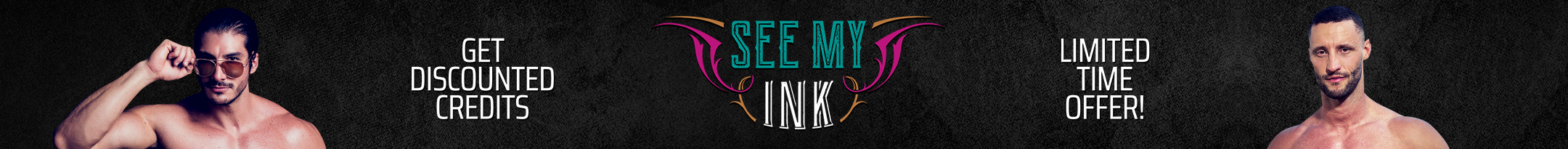 See My Ink Discount Promo