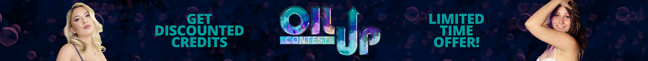 Oil Up Discount Promo