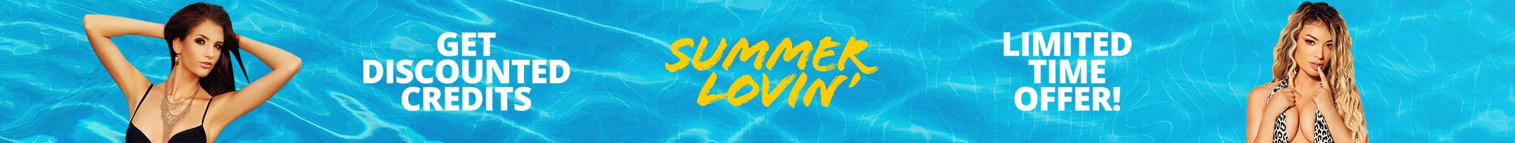 Summer Lovin Discount Promo