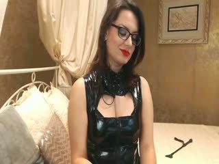Mistress Christine Private Show