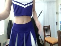 Norah Nova XXX Cheerleader
