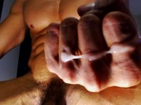 Muscleman Jeff Cums for You