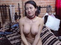 Hot Sabrina Private Webcam Show