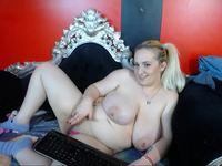 Larr Blondy Private Webcam Show