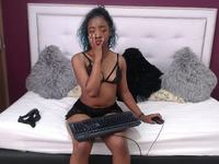 Naomi Dunn Feature Webcam Show