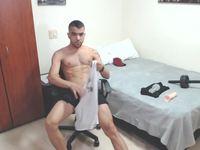 Leo Sin Feature Webcam Show