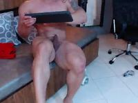 Atlas Stone Private Webcam Show